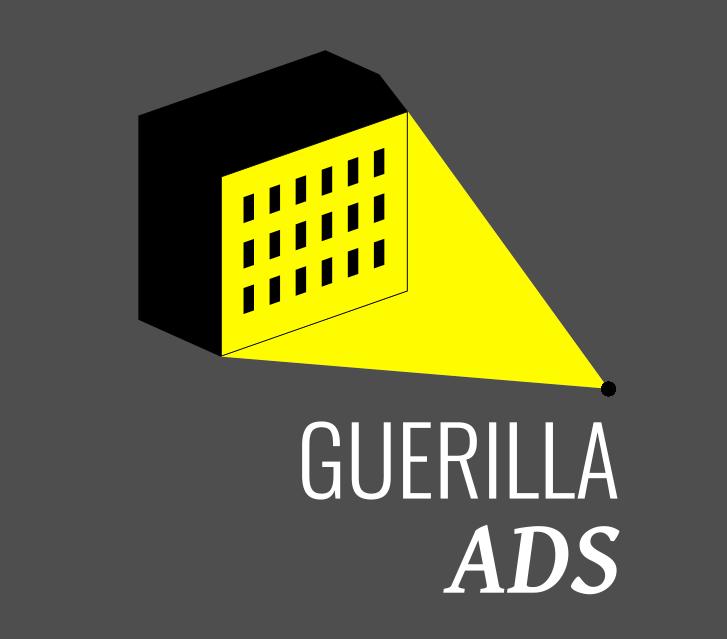 Guerilla-Ads